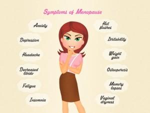 cartoon menopause